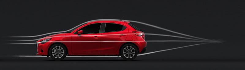 Foto Tecnicas Mazda 2 Dos Volumenes 2015