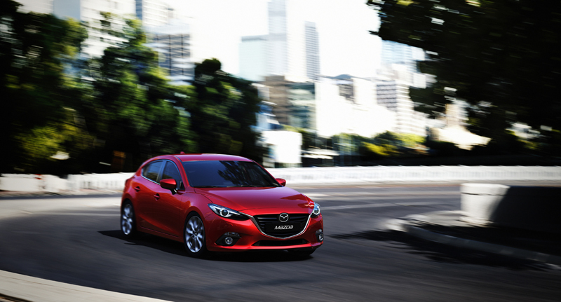 Mazda3 2013 vs Alfa romeo Giulietta vs SEAT León