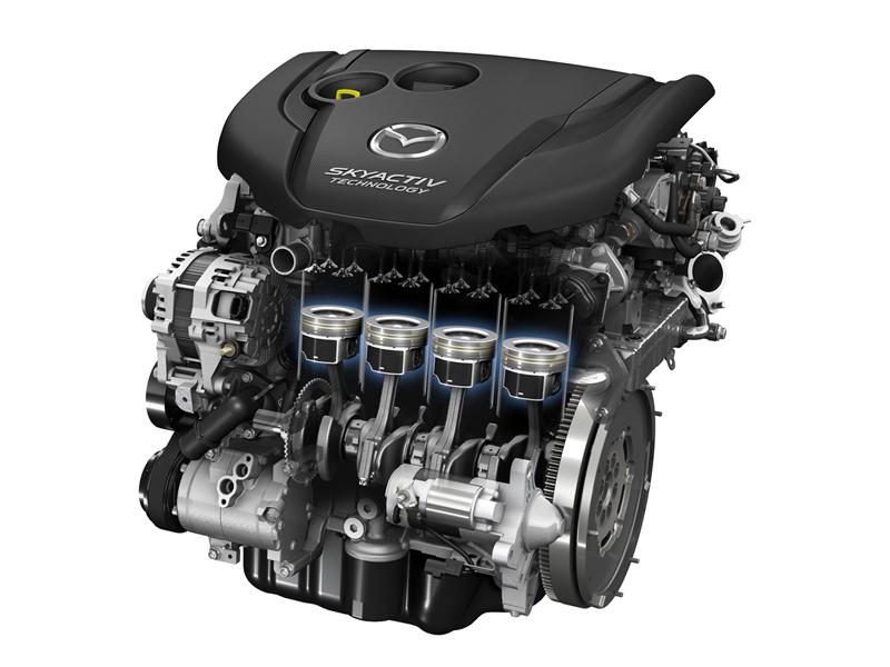 Foto Tecnicas Mazda 3 Dos Volumenes 2013