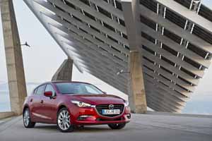 Foto Exteriores 4 Mazda 3 Dos Volumenes 2017