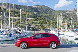 Foto Exteriores 8 Mazda 3 Dos Volumenes 2017
