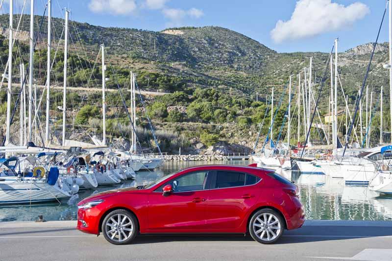 Foto Exteriores Mazda 3 Dos Volumenes 2017
