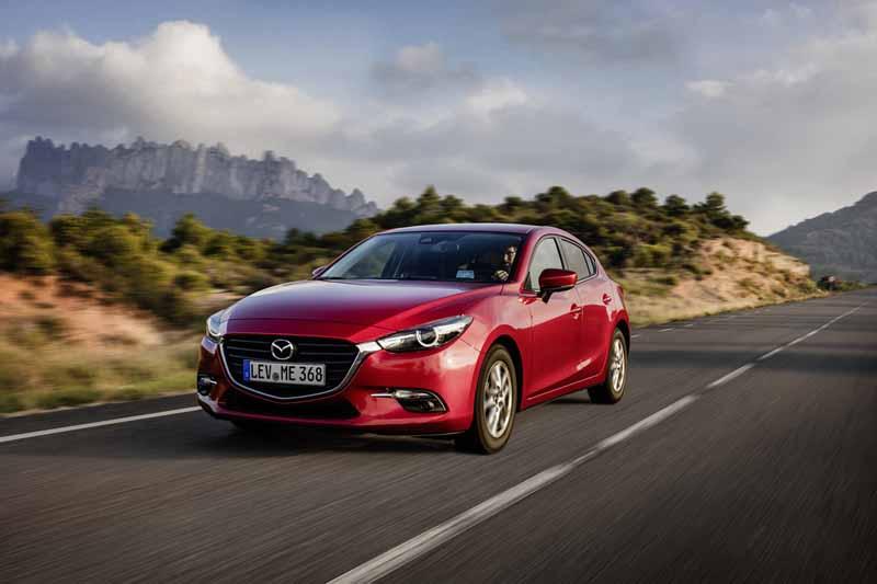 Foto Exteriores 9 Mazda 3 Dos Volumenes 2017