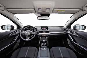 Foto Salpicadero Mazda 3 Sedan 2017