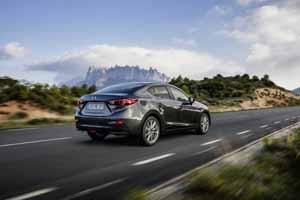 Foto Exteriores 1 Mazda 3 Sedan 2017