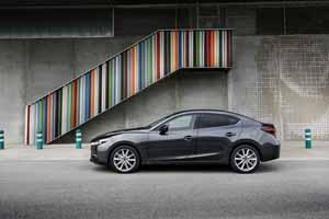 Foto Exteriores 7 Mazda 3 Sedan 2017
