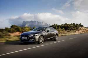 Foto Exteriores 8 Mazda 3 Sedan 2017