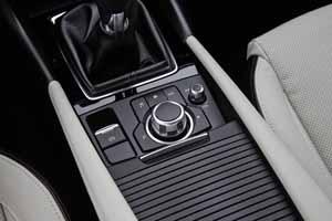 Foto Interiores 2 Mazda 3 Sedan 2017
