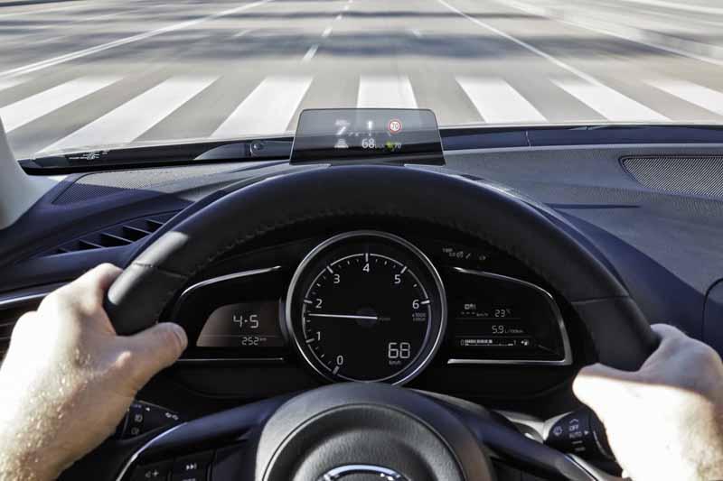 Foto Detalles Mazda 3 Sedan 2017