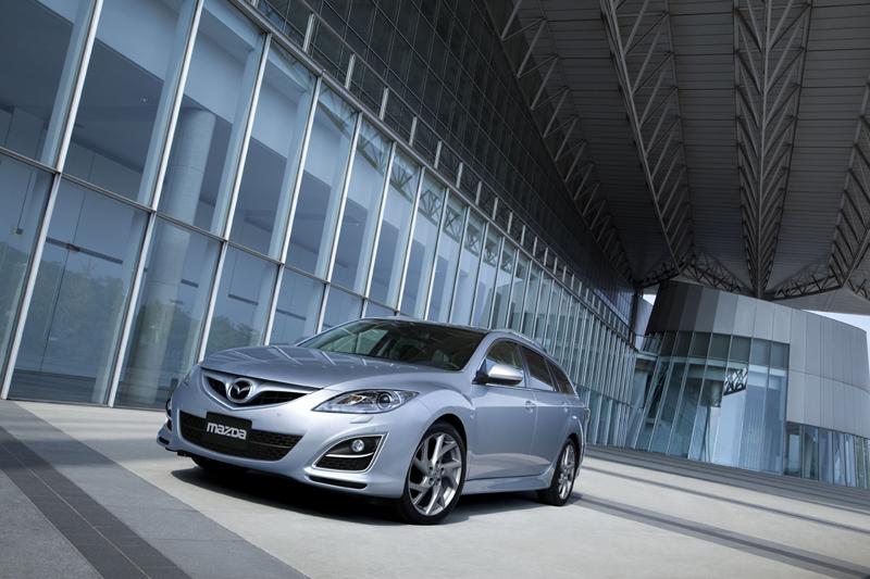 Foto Exteriores Mazda 6 Familiar 2010