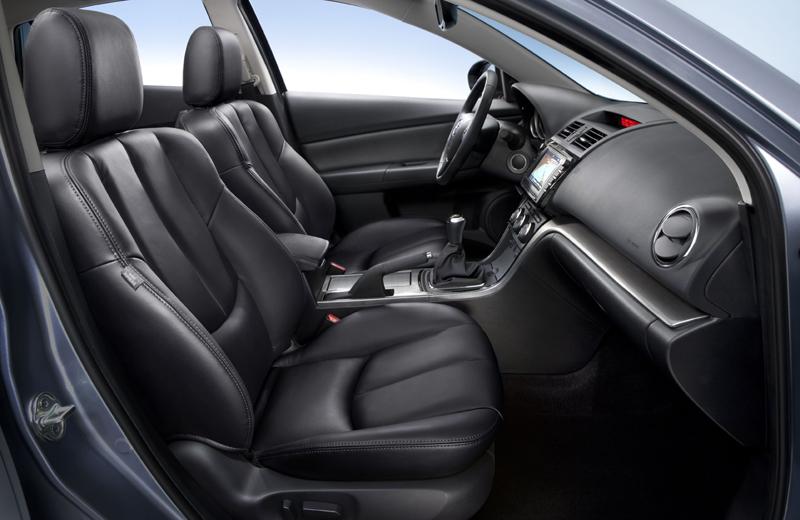 Foto Interiores Mazda 6 Familiar 2010