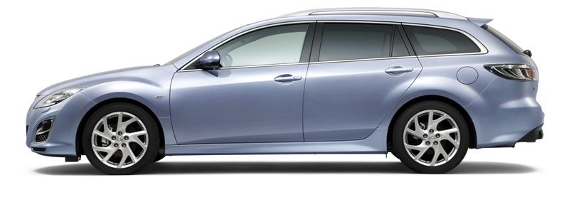 Foto Perfil Mazda 6 Familiar 2010