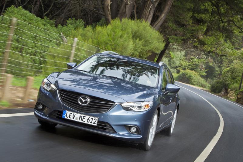 Mazda 6 familiar
