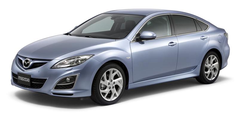 Foto Delantero Mazda 6 Sedan 2010