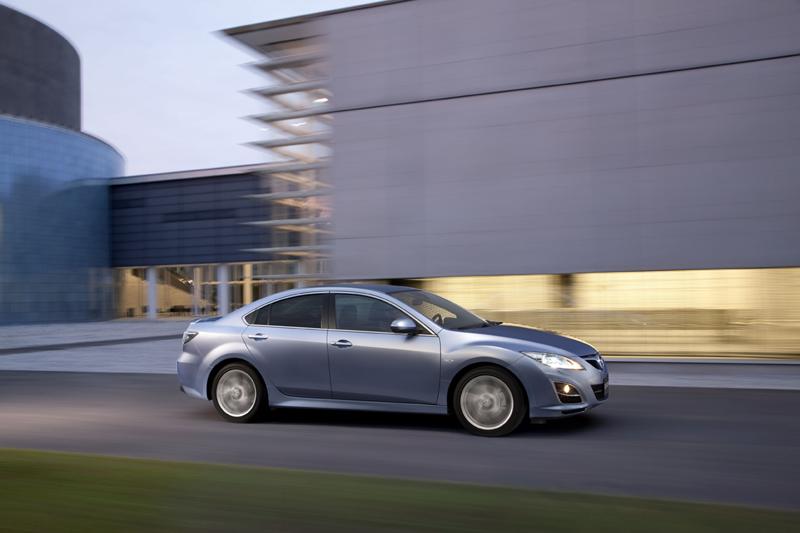 Foto Exteriores Mazda 6 Sedan 2010