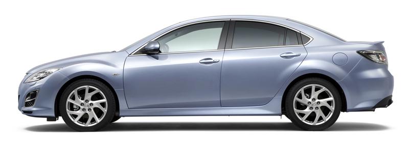 Foto Perfil Mazda 6 Sedan 2010