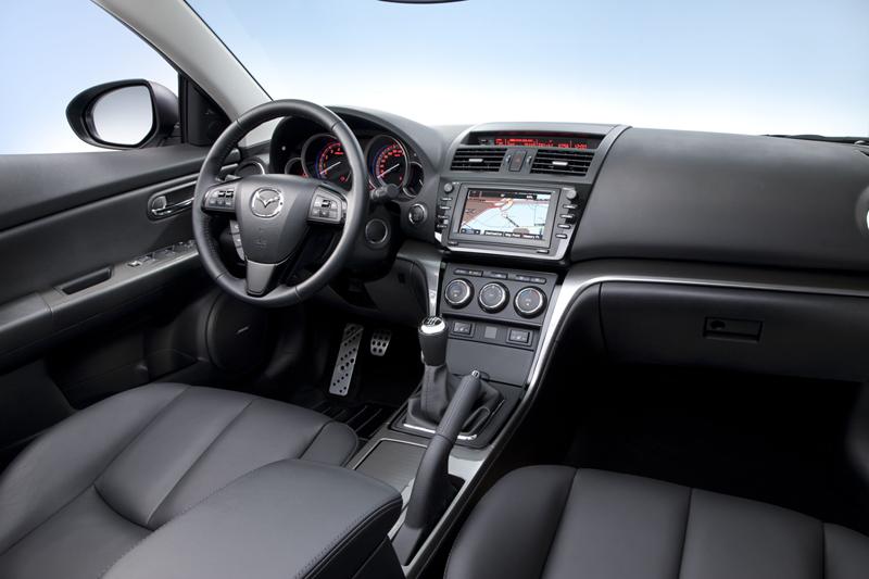 Foto Salpicadero Mazda 6 Sedan 2010