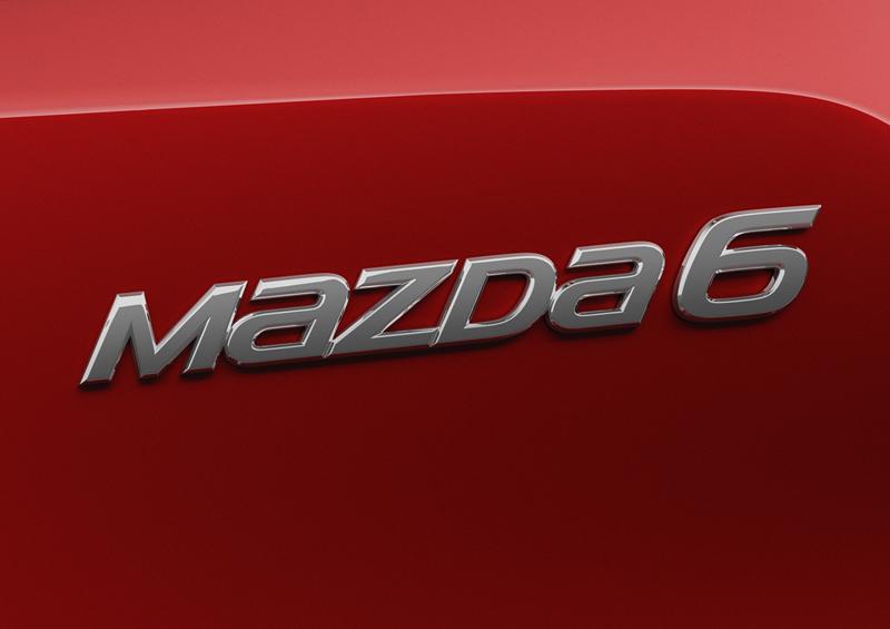 Foto Detalles Mazda 6 Sedan 2012
