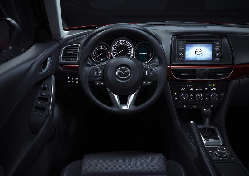 Nuevo Mazda6 2012