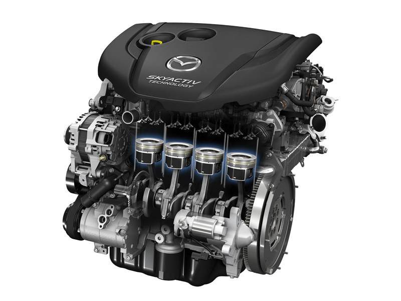 Foto Tecnicas Mazda 6 Sedan 2012