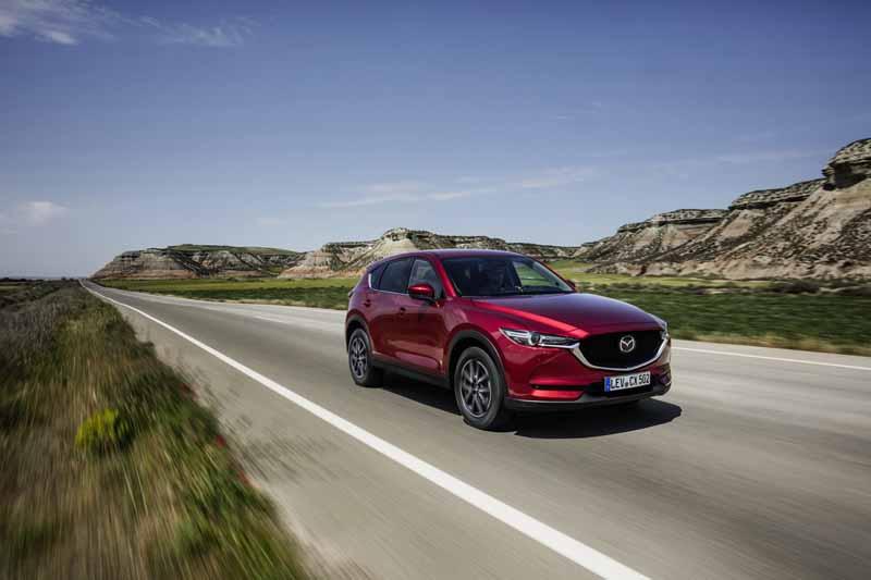 Foto Exteriores Mazda Cx 5 2017 Suv Todocamino P