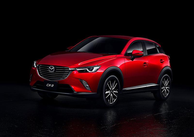 Mazda CX3 imagen exterior