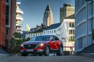 Foto Exteriores (13) Mazda Cx-30 Suv Todocamino 2019
