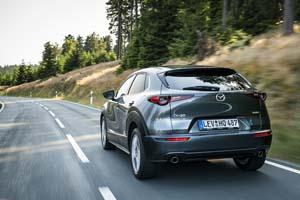 Foto Exteriores (3) Mazda Cx-30 Suv Todocamino 2019