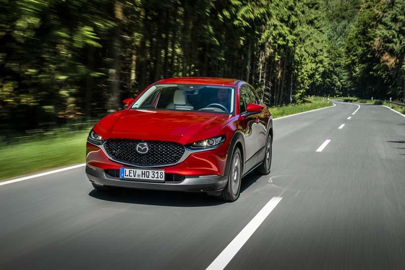 Foto Delantera Mazda Cx 30 Suv Todocamino 2019