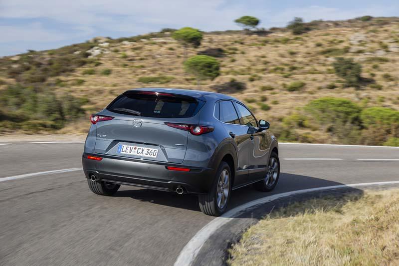 Foto Exteriores Mazda Cx 30 Suv Todocamino 2019