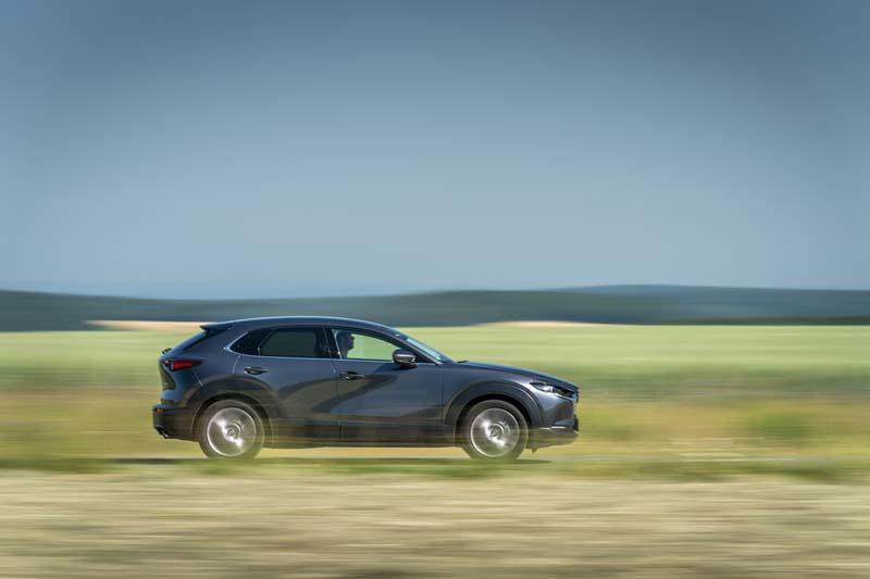 Foto Exteriores (2) Mazda Cx-30 Suv Todocamino 2019