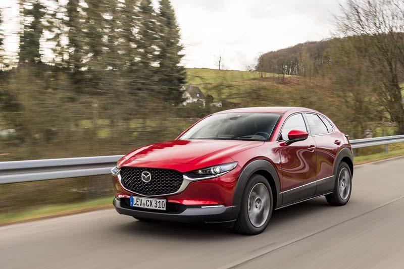 Foto Delantera Mazda Cx 30 E Skyactiv X Suv Todocamino 2021