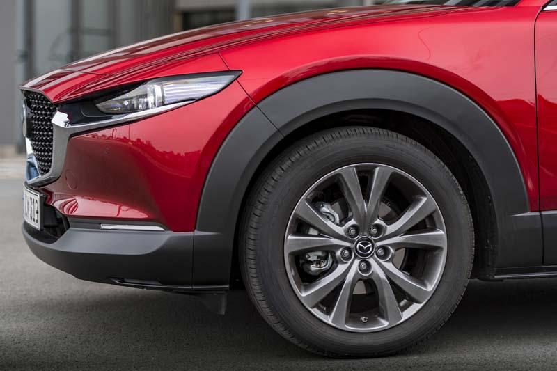 Foto Detalles Mazda Cx 30 E Skyactiv X Suv Todocamino 2021