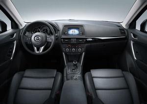 Foto Salpicadero Mazda Cx-5 Dos Volumenes 2011