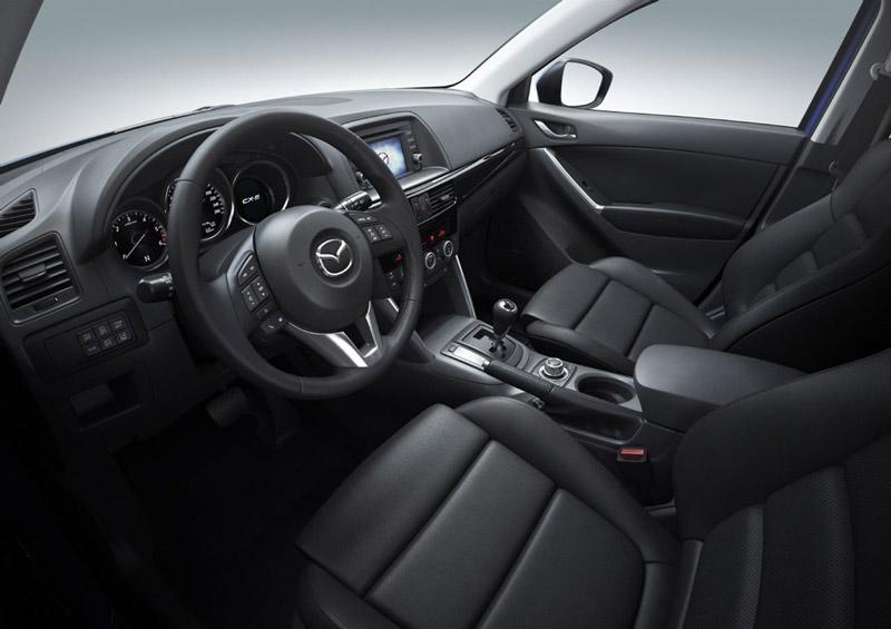Foto Mazda Cx Mazda Cx 5 Dos Volumenes 2011