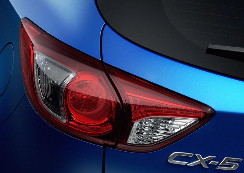Foto Detalles Mazda Cx 5 Dos Volumenes 2011