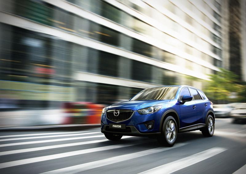 Foto Exteriores Mazda Cx 5 Dos Volumenes 2011