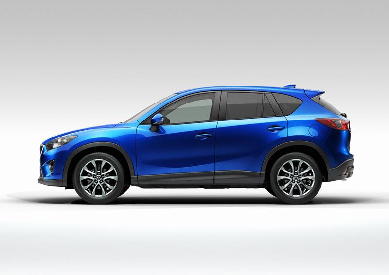 Foto Perfil Mazda Cx 5 Dos Volumenes 2011