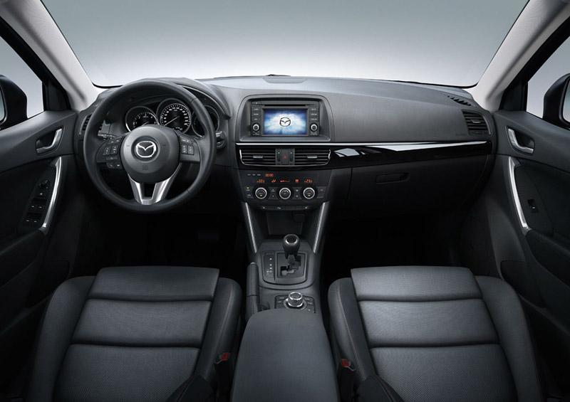 Mazda CX-5 foto salpicadero