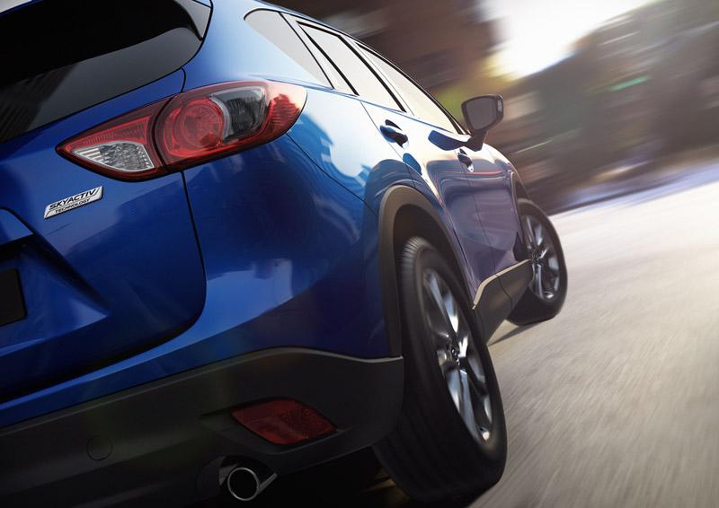Foto Detalles Mazda Cx 5 Suv Todocamino 2011