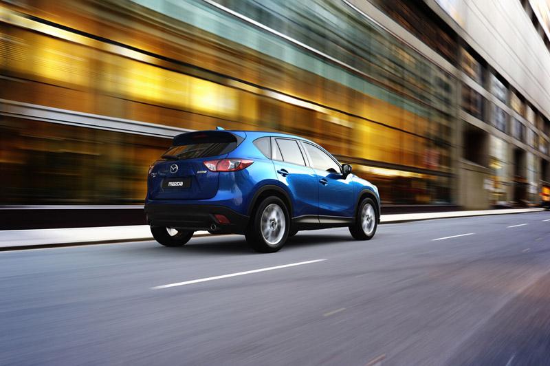 Foto Exteriores Mazda Cx 5 Suv Todocamino 2011