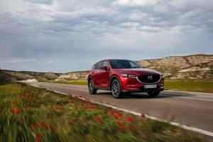 Foto Exteriores (1) Mazda Cx-5 Suv Todocamino 2017