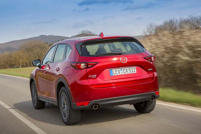 Foto Exteriores Mazda Cx 5 Suv Todocamino 2017