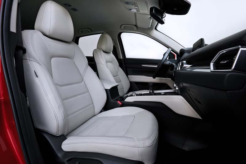 Mazda CX-5 2.0 SKYACTIV 2017, foto interior