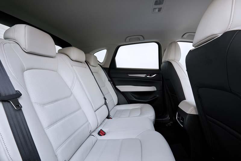 Foto Interiores Mazda Cx 5 Suv Todocamino 2017