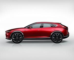 Foto Exteriores 3 Mazda Koeru Concept 2015