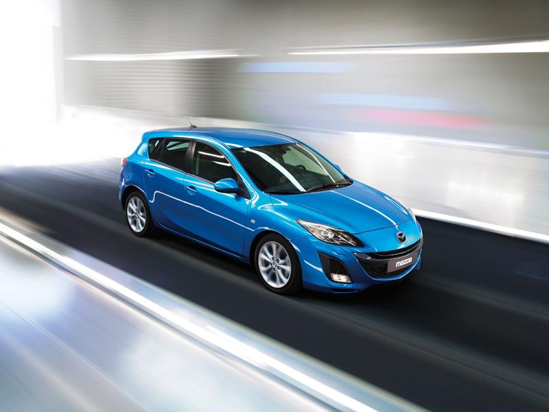 Foto Exteriores Mazda Mazda3 Dos Volumenes 2010