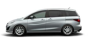 Mazda5 y Mazda3 a revisión