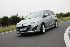 Foto Exteriores-(3) Mazda Mazda5 Monovolumen 2010