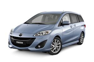 Foto Exteriores-(6) Mazda Mazda5 Monovolumen 2010